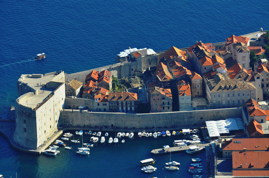 Beloved Dubrovnik by Dark-Lady-Sizuka