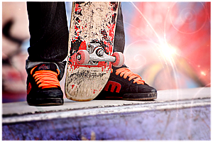 Skate. by BlackMoney