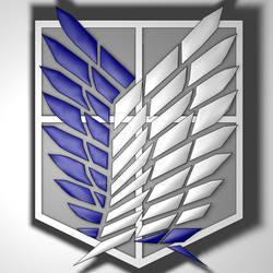 Shingeki no Kyojin: Recon Corps Symbol