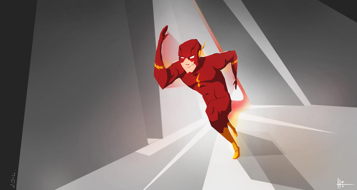 Flash by AdventurersGallery