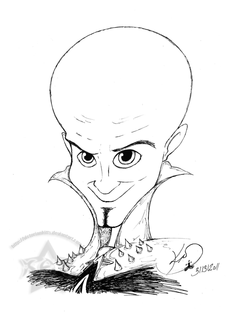 Megamind by victoriankitty on DeviantArt