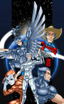 SilverHawks by Maiss-Thro