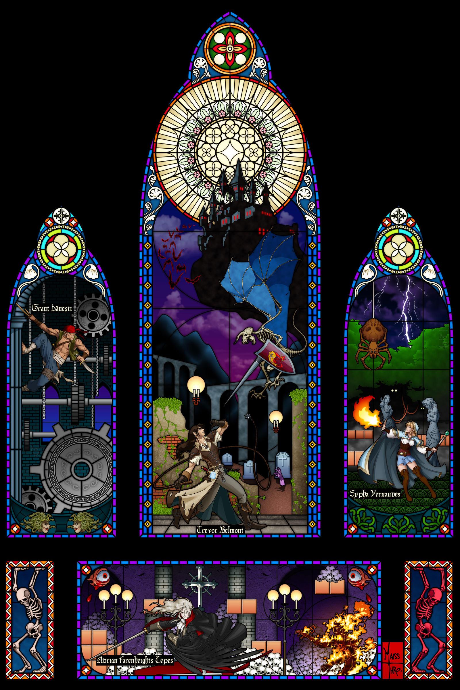 Dracula's Curse by Maiss-Thro
