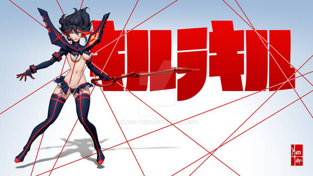 KILL La KILL - Matoi Ryuko