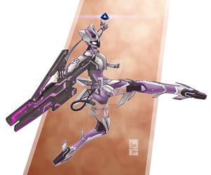 PSO2 character - Keira