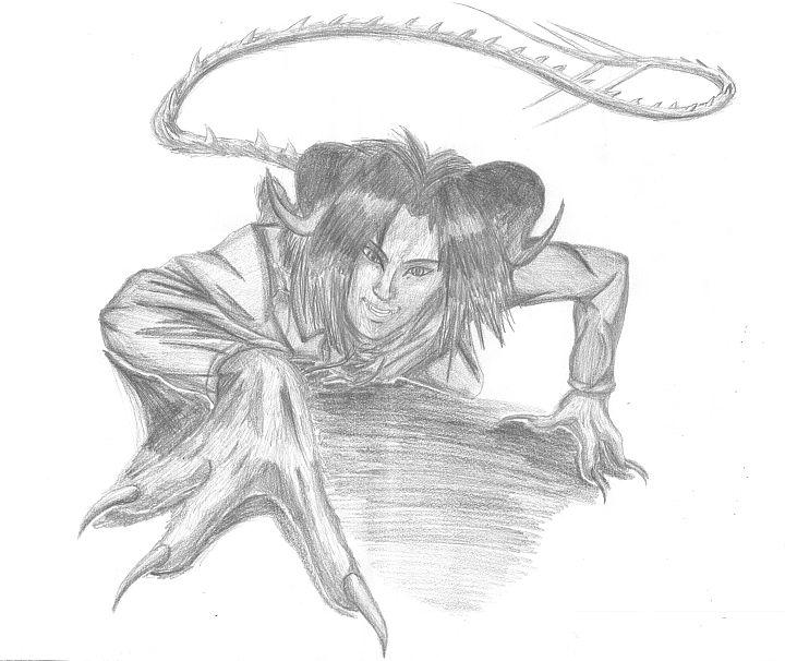 Crawling Humal Splice entry by BoDuke2009