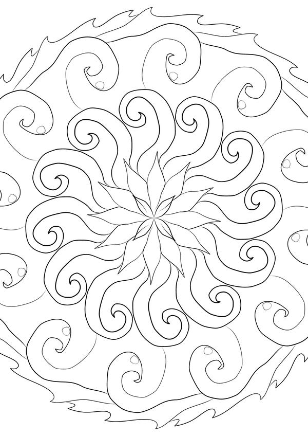 Abstract Line Art Paintings : Abstract line art by tapastar on deviantart