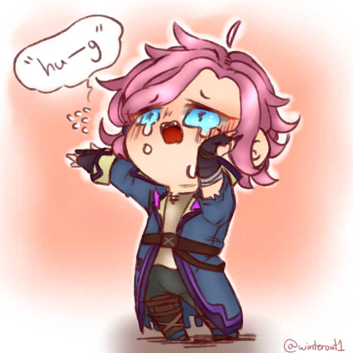 Hug Maeve By Winterout1 On DeviantArt
