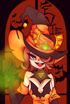 Bewitching Evie!