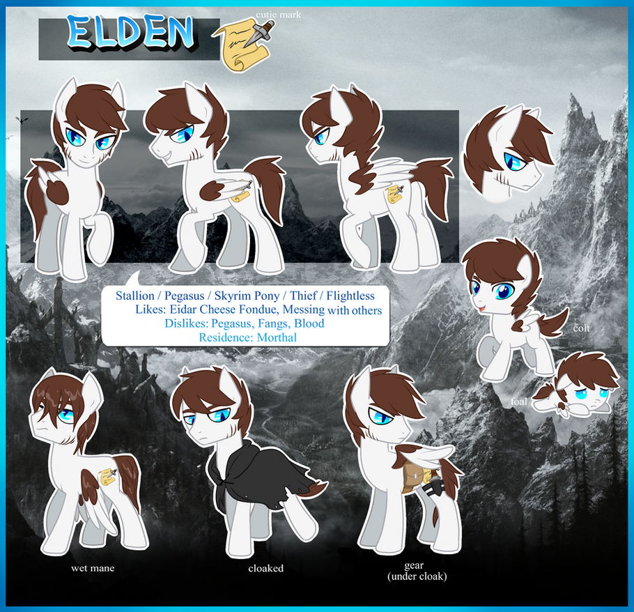 Elden Reference Guide by Touken2