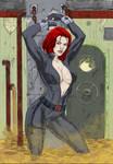 Black Widow By Jeff Batista