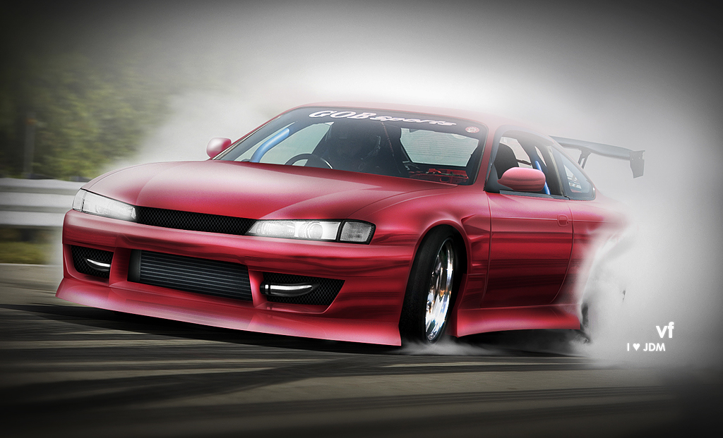 Gallery For gt Nissan Silvia S14 Wallpaper