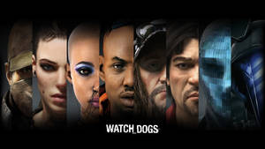 Watch Dogs Faces