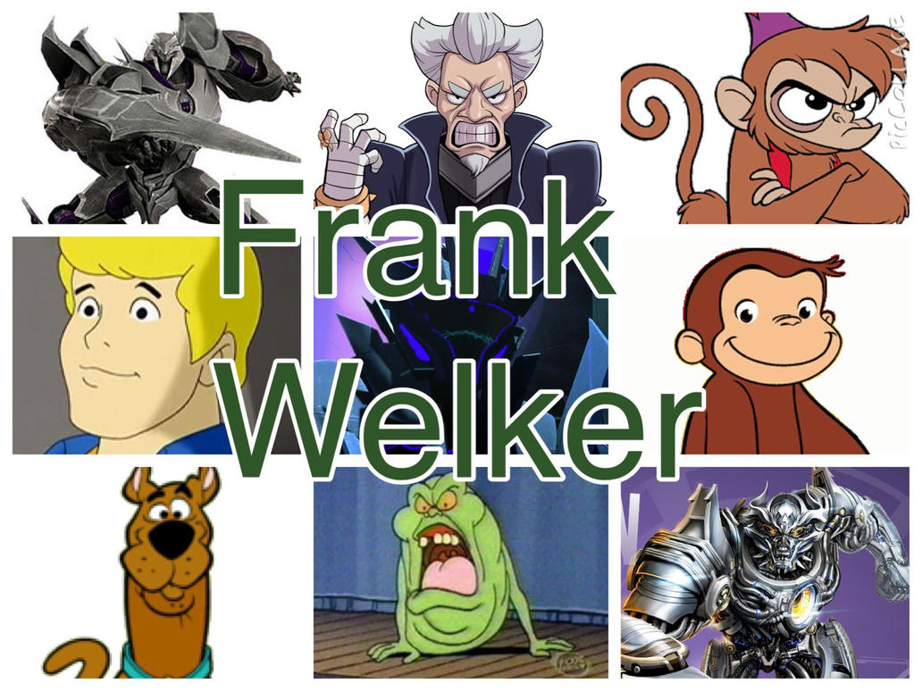 frank welker simpsons