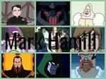 Mark Hamill Characters