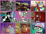 Rob Paulsen Characters
