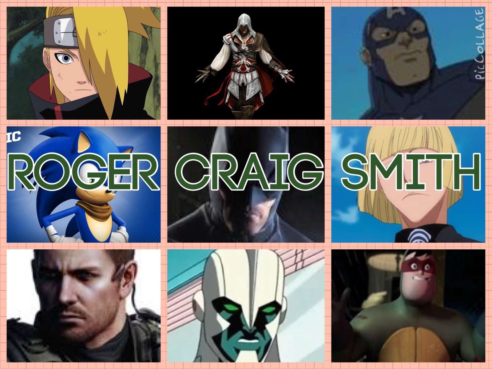 roger craig smith assassin creed