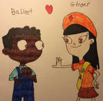 Baljeet And Ginger (My Top 5 PAF Couples)