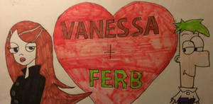 Vanessa And Ferb (Top 5 PAF Characters)