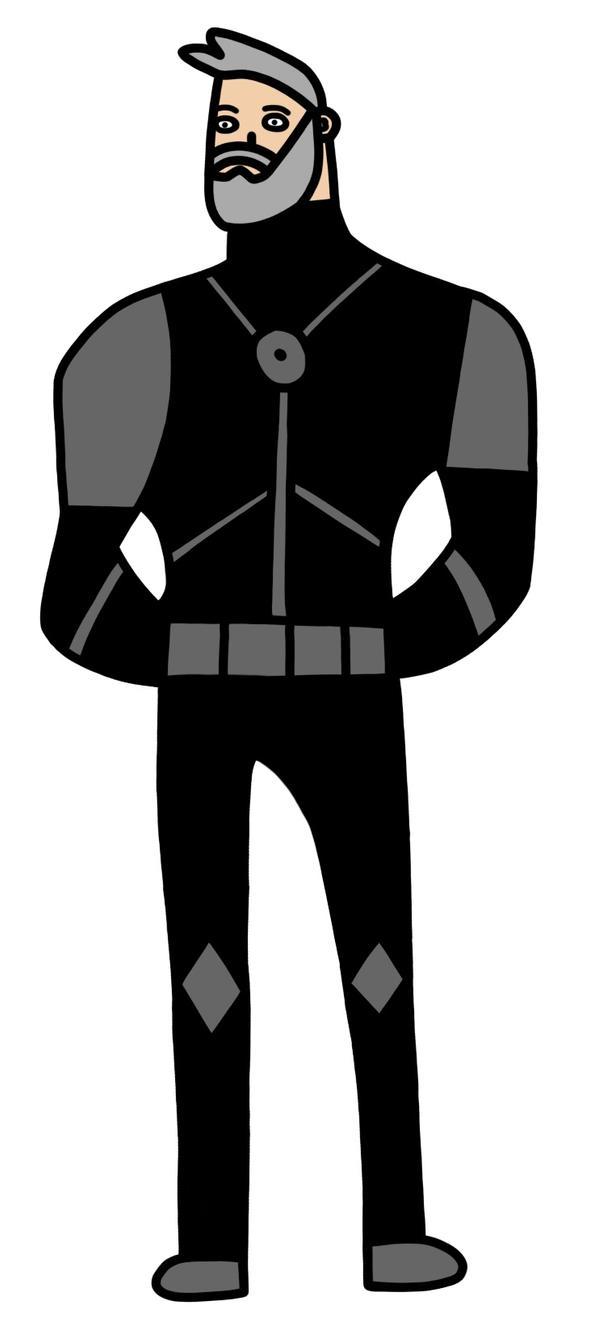 Phil Billings (Erik 10: Plumber Ops) by PhantomEvil