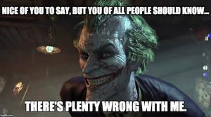 Joker Meme (Arkham City)