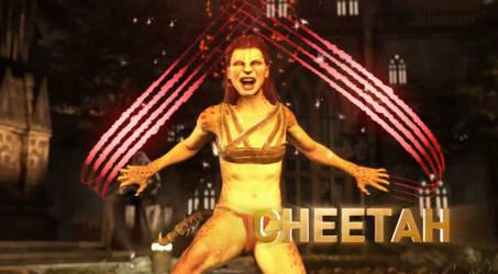 Cheetah (Injustice 2)