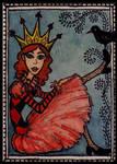 The Princess and The Blackbird