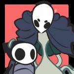 Monomon and Quirrel