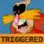 TRIGGERED PINGAS - Emoticon