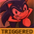 Sanic is TRIGGERED by nightmarebonnie1381