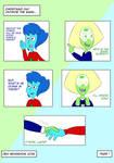 Lapidot Christmas Comic - Page 1