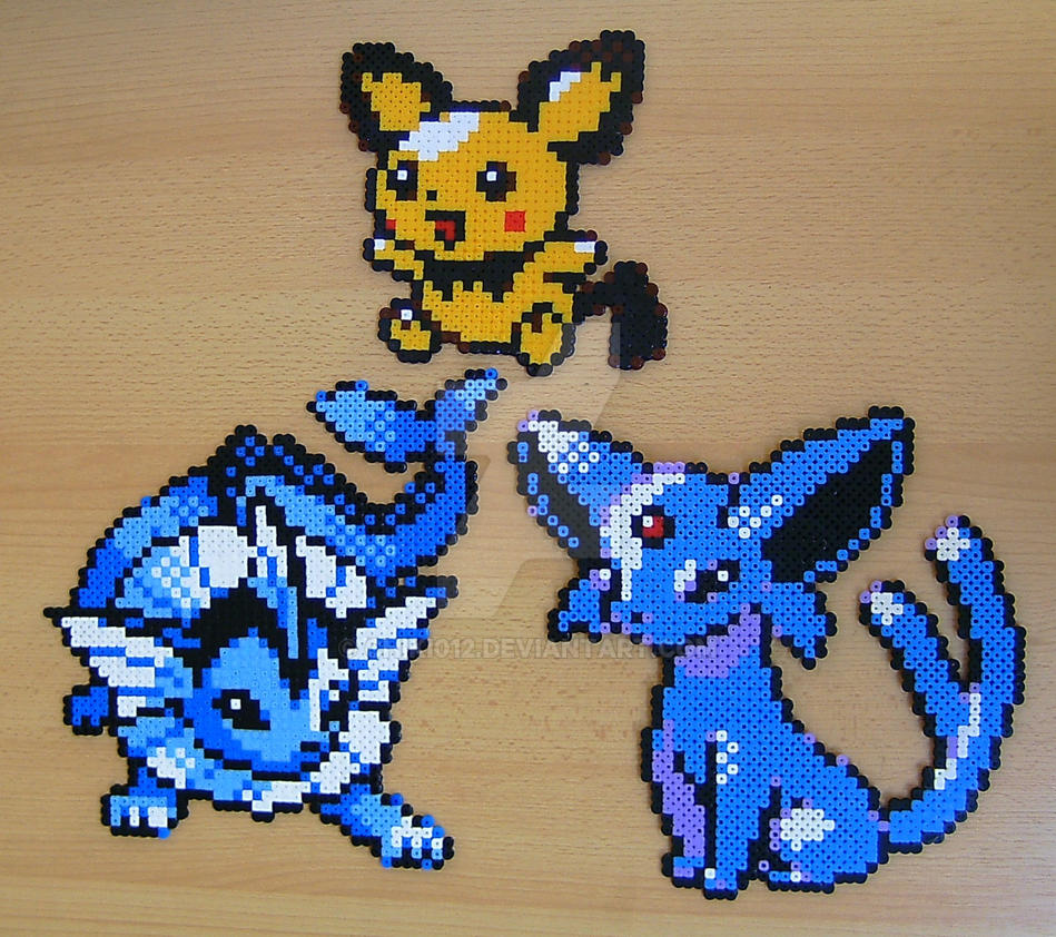 Every single pokemon picture every single pokemon wallpaper - Pokemon Sprite Bead 2 By Chiki012 On Deviantart
