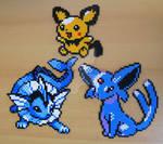 Pokemon sprite bead 2