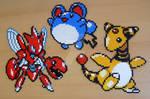 Pokemon sprite bead 3