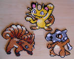 Pokemon sprite bead 7