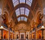 Senate Wing - Madison Capitol by jvrichardson