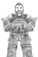Dragon Age, Oghren by Nikki-67