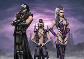 Mortal Kombat by Nikki-67
