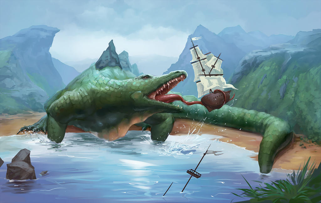 Reptile by Nikki-67