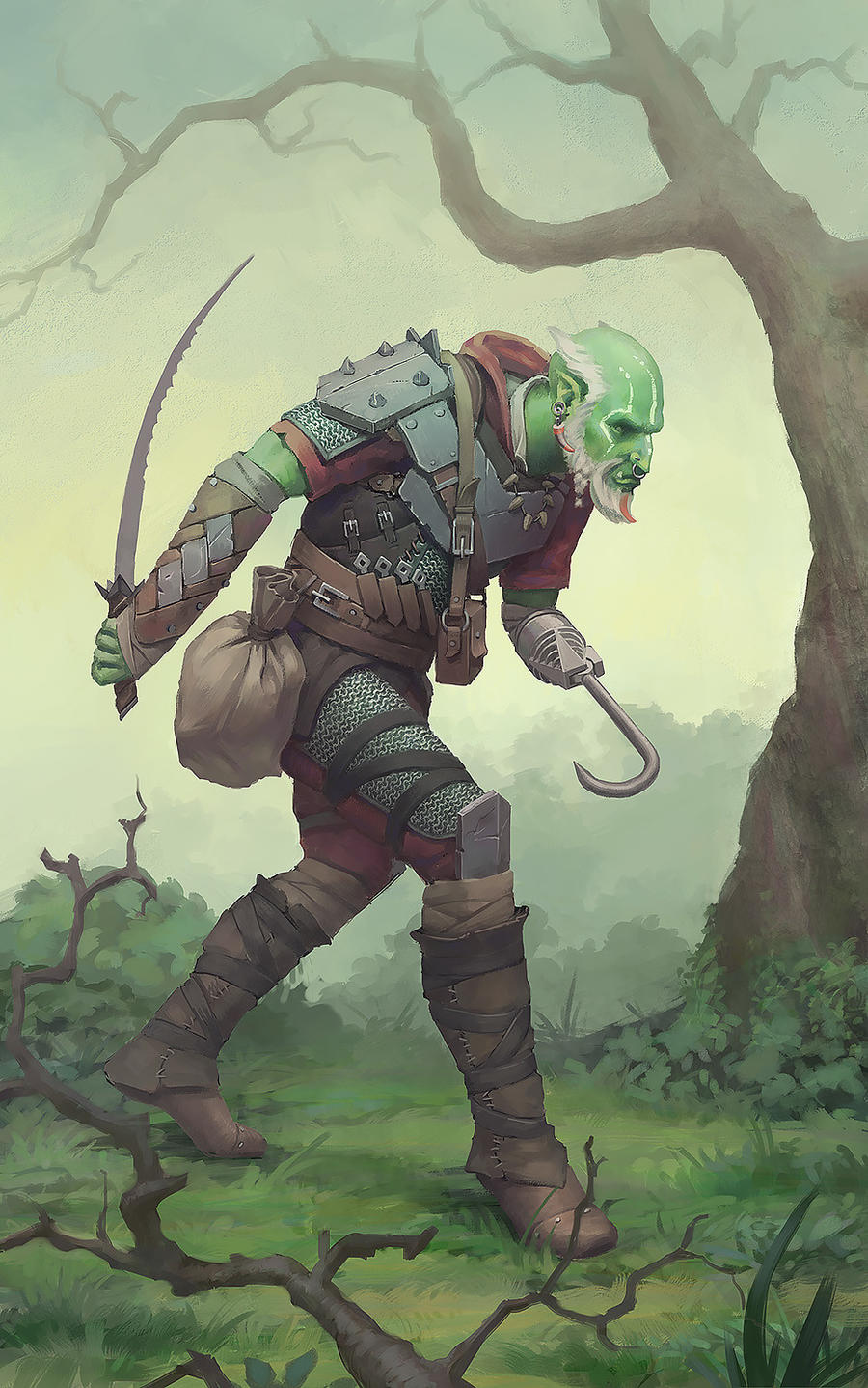Orc by Nikki-67
