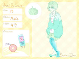 Candy-Jarr: Noel Du Sucre by AnimeNeko123