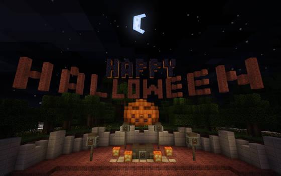Minecraft: Happy Halloween