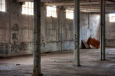 Harvey Woods Factory (Woodstock, ON)