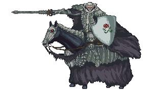 Berserk - Skull Knight by Zedotagger