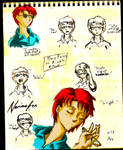 Kitsune-chan Various by godmoder