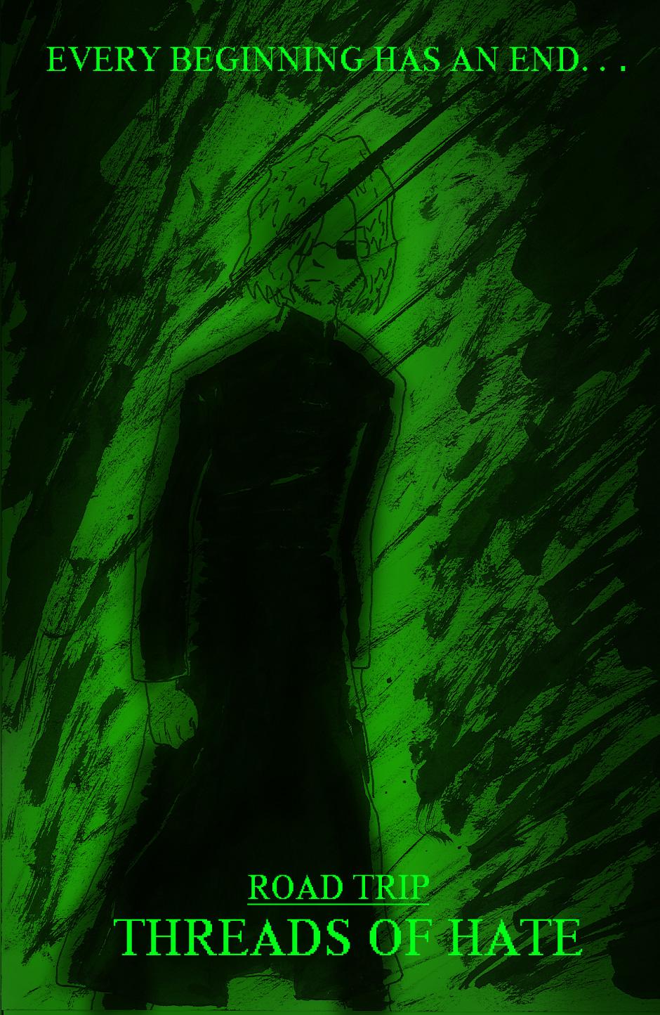 Full-size Matrix Poster by godmoder