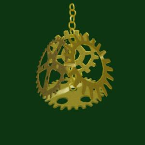 Steampunk Decoration