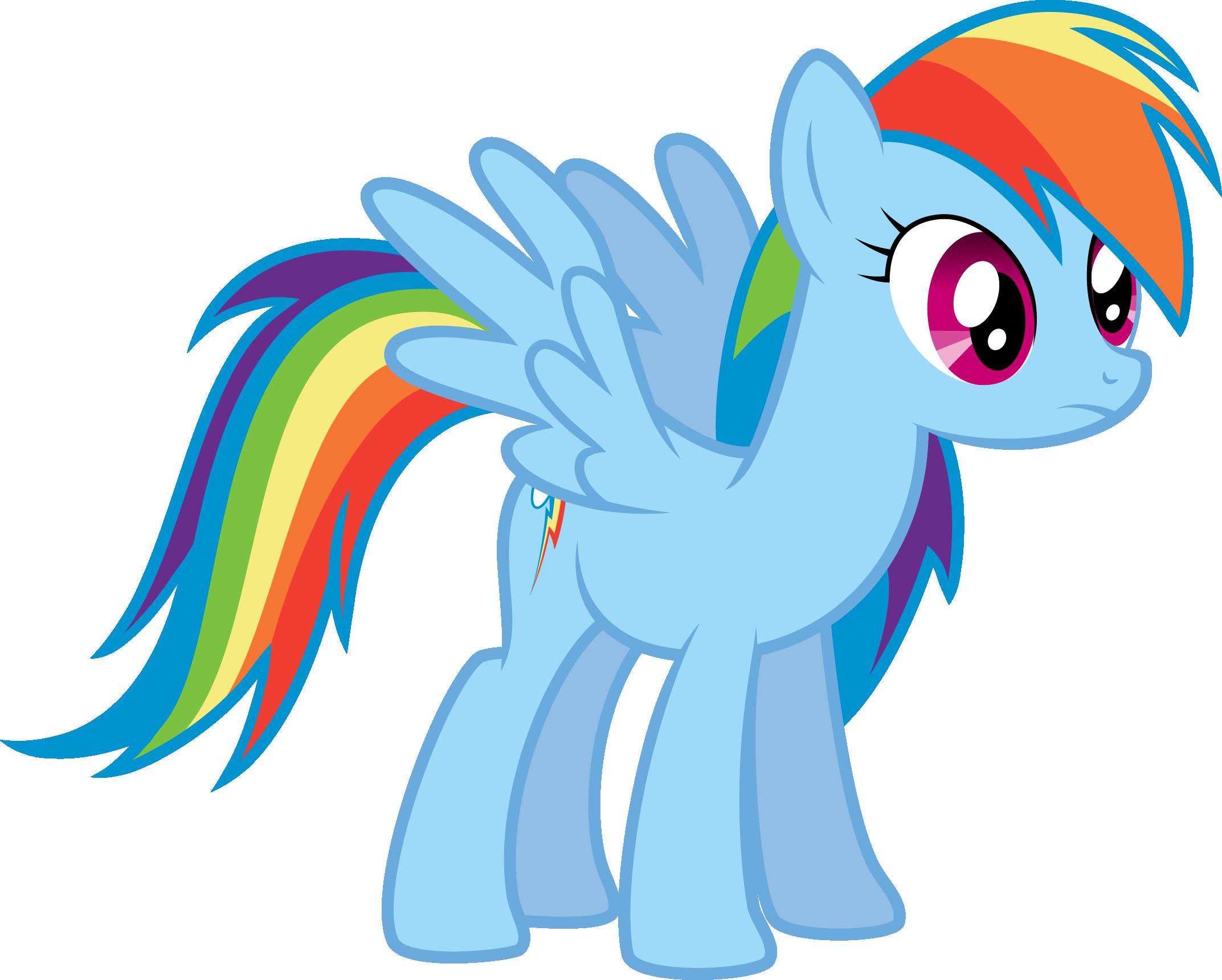 Vector - Rainbow Dash by Ready2Fail