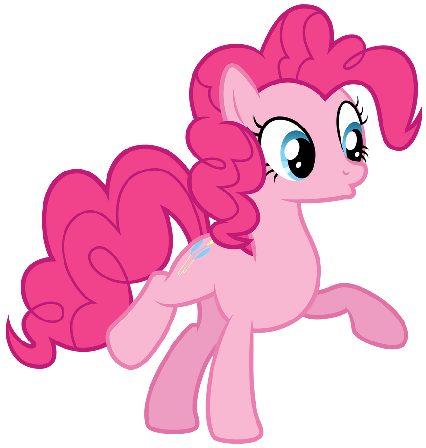 Vector - Pinkie Pie by Ready2Fail