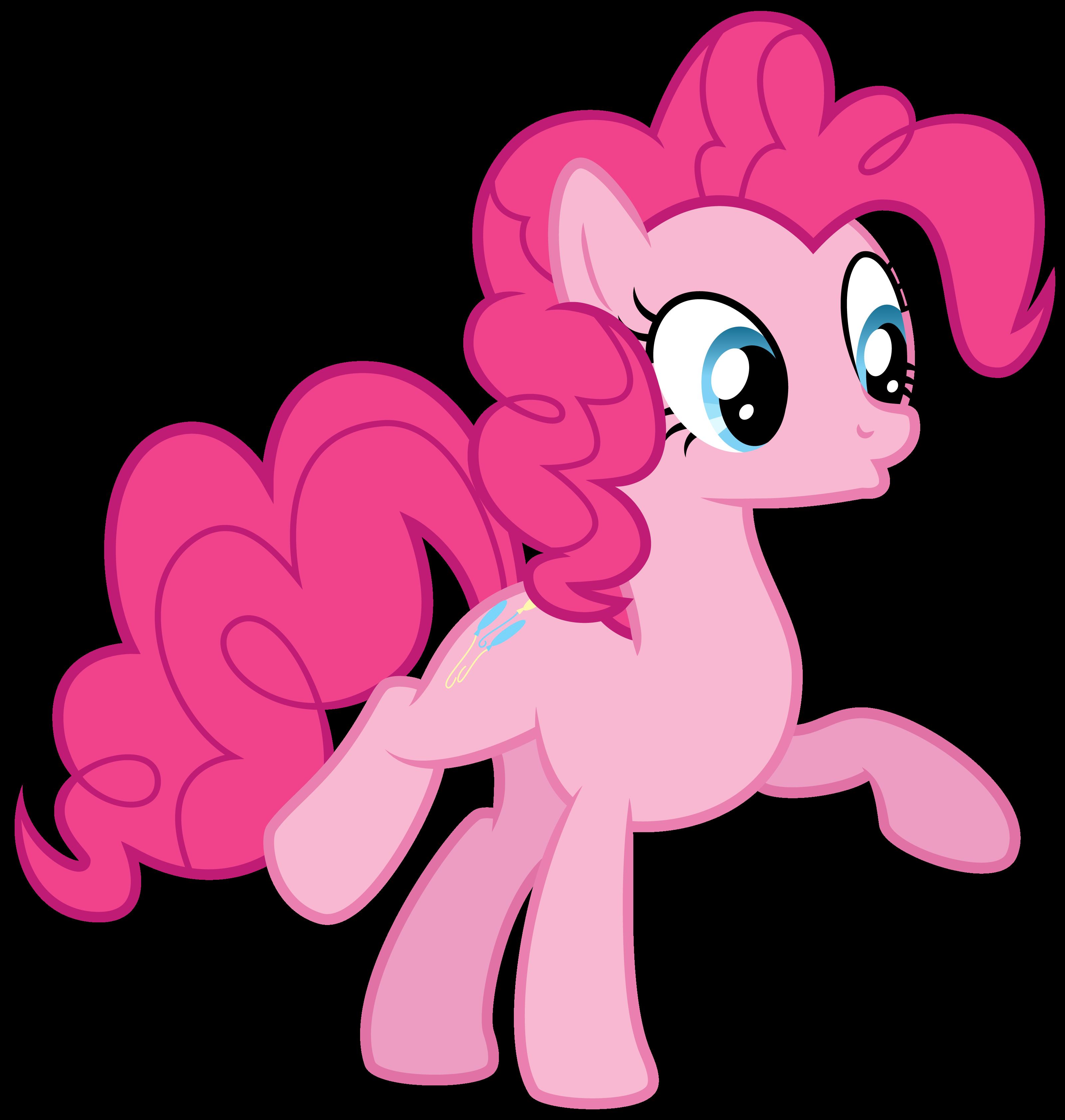 Vector - Pinkie Pie by Ready2Fail
